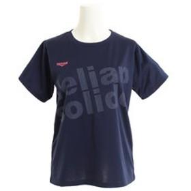 【Super Sports XEBIO & mall店:トップス】【オンライン特価】 ドライプラス UVメッシュ 半袖Tシャツ 864D9CD9254NVY