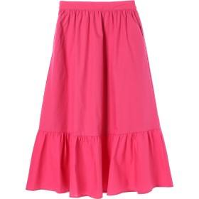 【5,000円以上お買物で送料無料】ティアードロングスカート
