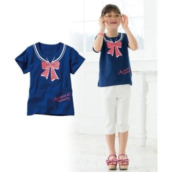 選べる6柄。綿100%プリントTシャツ(女の子 子供服。ジュニア服) Tシャツ・カットソー