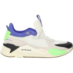 《期間限定セール開催中!》PUMA x SANKUANZ メンズ スニーカー&テニスシューズ(ローカット) ベージュ 5 紡績繊維 / 革 RS-X SANKUANZ