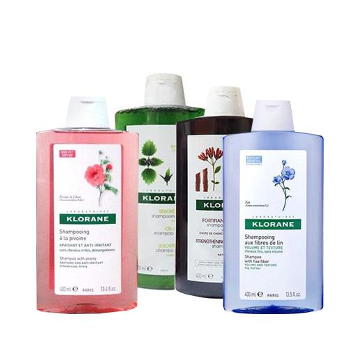 法國植萃專家 蔻蘿蘭 洗髮精 400ml 兩罐 (加贈旅行化妝包)