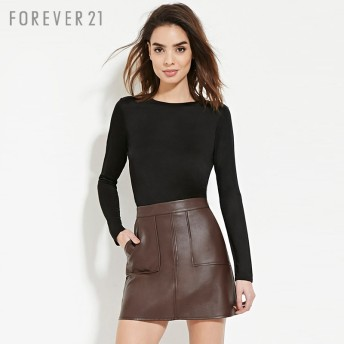 FOREVER21 フォーエバー21 CONTEMPORARY クラシックトップ