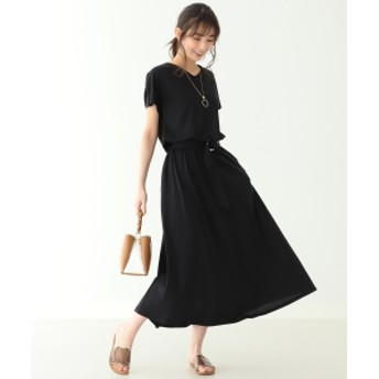 B:MING by BEAMS / スムースカット ワンピース レディース ワンピース BLACK ONE SIZE
