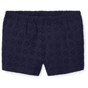 【POLO RALPH LAUREN:パンツ】(ガールズ 5才~6才)アイレット コットン ショートパンツ