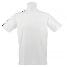 SESSIONS LINE POCKET 半袖Tシャツ 197059 WHT (Men's)