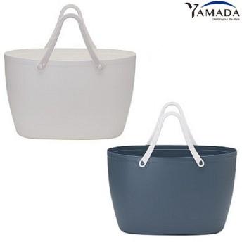 山田化学 コルトナバッグ L No.8266 ホワイト (ショッピングバッグ トートバッグ サーフィン アウトドア コルトナバック 洗濯かご)
