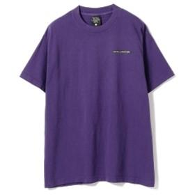 Total Luxury Spa / HI-DEF Logo Tee メンズ Tシャツ PURPLE XL