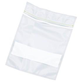 アズワン サンプリング用チャック袋(滅菌済) 265×370mm [1-2106-02]