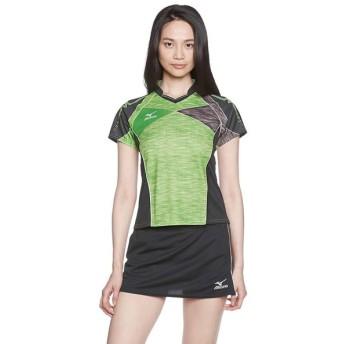 MIZUNO(ミズノ) ゲームシャツ(ウィメンズ) 82JA7201 カラー:37 サイズ:2XL