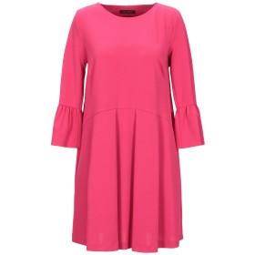 《期間限定セール開催中!》MARIELLA ROSATI レディース ミニワンピース&ドレス フューシャ 40 ポリエステル 95% / ポリウレタン 5%