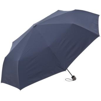 メンズ セブンプレミアム <NURESHIRAZU> 紳士超撥水折傘(58cm)