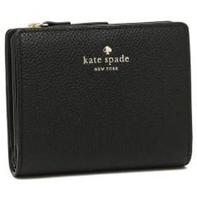 813b3e2c7342 ケイトスペード 折財布 アウトレット レディース KATE SPADE WLRU5243 001 ブラック