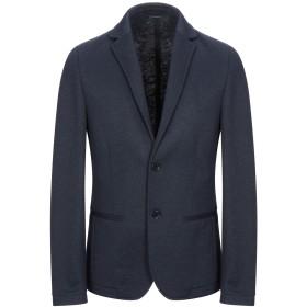 《期間限定 セール開催中》DANIELE ALESSANDRINI メンズ テーラードジャケット ダークブルー 46 ポリエステル 65% / バージンウール 35%