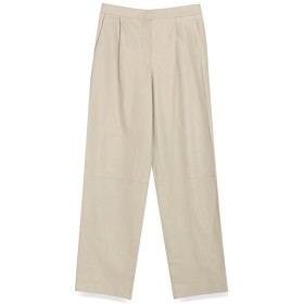 【Theory】Nappa Shine LW Pleat Pant L