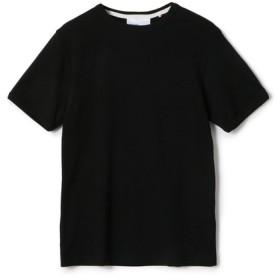 MAISON CORNICHON / FIT HERITAGE カットソー《ESTNATION EXCLUSIVE》 ブラック/00(エストネーション)◆レディース Tシャツ/カットソー