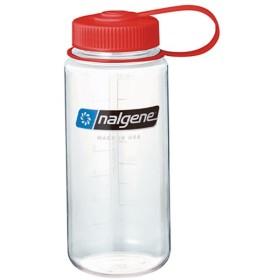 NALGENE ナルゲン 広口0.5LTritanクリア 91308 クリアー 水筒 アウトドア 釣り 旅行用品 キャンプ ボトル 樹脂製ボトル アウトドアギア