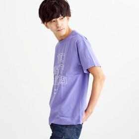 Tシャツ - A-STREET ティーアンドシー T&C メンズTシャツ 半袖 グラフィックプリント 柔らかい素材 ロゴ おしゃれ 2031初夏 MLXLDM8342
