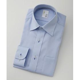 【SALE(三越)】<イムズ/IMZ> 【S】形態安定/長袖ドレスシャツ(ZMD922-250) 250・ブルー 【三越・伊勢丹/公式】