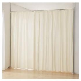突っぱり伸縮間仕切り&目隠しカーテン 間仕切り・パーテーション