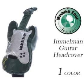 ウィニングエッジ WINNINGEDGE アニマルヘッドカバー ゴルフヘッドカバー トレバー・イメルマン ギター ヘッドカバー USA直輸入