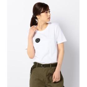 【44%OFF】 フレディアンドグロスター StreetwearプリントTシャツ レディース ホワイト系3 S 【FREDY & GLOSTER】 【タイムセール開催中】