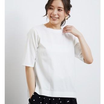 [マルイ]【セール】シルケット天竺Tシャツ/ロペピクニック(ROPE' PICNIC)
