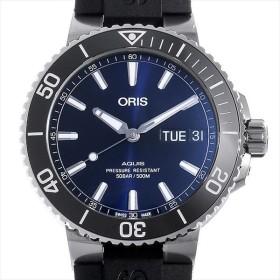 48回払いまで無金利 オリス アクイス ビッグデイデイト 752 7733 4135R 新品 メンズ 腕時計