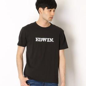 [マルイ] 【公式】BASIC 1970'S EDWIN ロゴTシャツ/エドウィン(メンズ)(EDWIN)