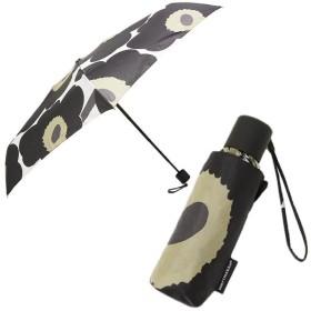 マリメッコ 傘 MARIMEKKO レディース 038654 030 ピエニ ウニッコ PIENI UNIKKO MINI MANUAL 折り畳み傘 WHITE/BLACK ボーナス