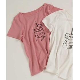 [マルイ]【セール】DUMBOコラボ イラストTシャツ[WEB限定サイズ]/アー・ヴェ・ヴェ(a.v.v)