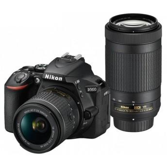 Nikon D5600 ダブルズームキット【お取り寄せ(10日〜2週間半程度)での入荷、発送】(2100000011521)