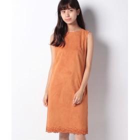 【55%OFF】エリザアマレッタワンピースレディースオレンジ2号(9号)【ELISA】【セール開催中】