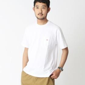 [マルイ] DANTON / ロゴ ポケット Tシャツ/ビームス(BEAMS)