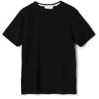 MAISON CORNICHON / FIT HERITAGE カットソー《ESTNATION EXCLUSIVE》 ブラック/0(エストネーション)◆レディース Tシャツ/カットソー