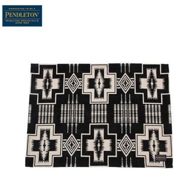 ペンドルトン PENDLETON キッチンスモールサイズマット MC001 ハーディングブラック 日本正規商品