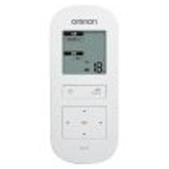 オムロン HV-F311-W 充電式温熱低周波治療器 ホワイト