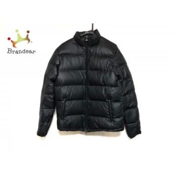 エンポリオアルマーニ EMPORIOARMANI ダウンジャケット サイズL メンズ 黒 冬物/EA7 新着 20190425