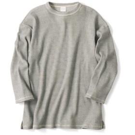 7分袖サーマルTシャツ UY9003