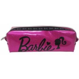 バービー コスメ ポーチ スクエアポーチ PBB2-1781 Barbie ペンポーチ キャラクター グッズ