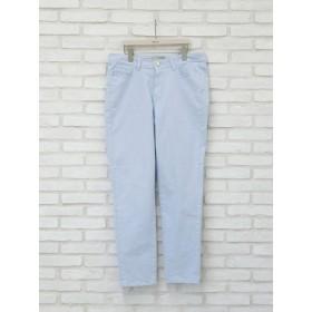 【大きいサイズレディース】【LL-5L展開】カラースキニーパンツ パンツ デニムパンツ・ジーンズ
