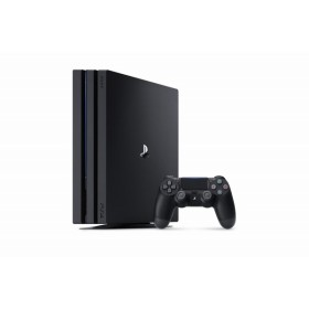 PS4 PlayStation4 Pro ジェット・ブラック 1TB