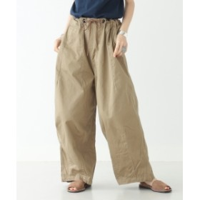 NEEDLES / Military HD Pants● レディース カジュアルパンツ KHAKI ONE SIZE