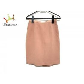 ジャスグリッティー JUSGLITTY スカート サイズ1 S レディース 美品 ライトブラウン     スペシャル特価 20191022