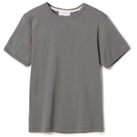 MAISON CORNICHON / FIT HERITAGE カットソー《ESTNATION EXCLUSIVE》 グレー/00(エストネーション)◆レディース Tシャツ/カットソー