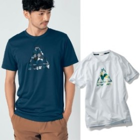 UVカット半袖Tシャツ