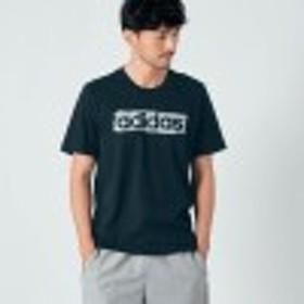 リニアグラフィックTシャツ