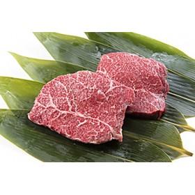 厳選黒毛和牛赤身ステーキ