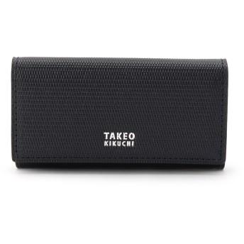 タケオ キクチ TAKEO KIKUCHI ミニメッシュキーケース [ メンズ キーケース 定番 ギフト プレゼント ] (ネイビー)