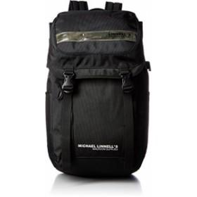 人気[マイケルリンネル] バックパック ML-018(130561) CAMO Black/Camouflage バッグ