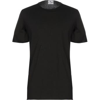 《セール開催中》PRIMORDIAL IS PRIMITIVE メンズ T シャツ ブラック XS コットン 100%